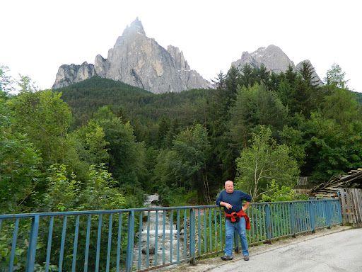 Les dolomites en Italie 23 et24 06 2013