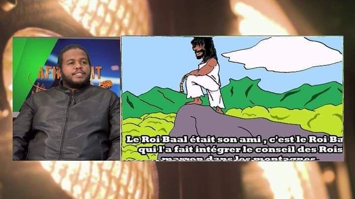 TéléSud Paris met à l'honneur le travail de l'auteur réunionnais Mickaël Joron