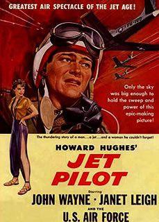 Les espions s'amusent de Josef von Sternberg et Jules Furthman avec John Wayne - Janet Leigh -