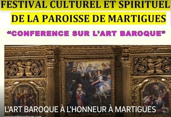 L'ART BAROQUE À L'HONNEUR À MARTIGUES