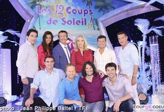 Les 12 coups du Soleil, ce samedi 26 juillet à 20H55 sur TF1