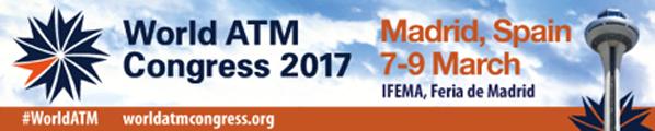 Inscrivez-vous dès maintenant au World ATM Congress 2017