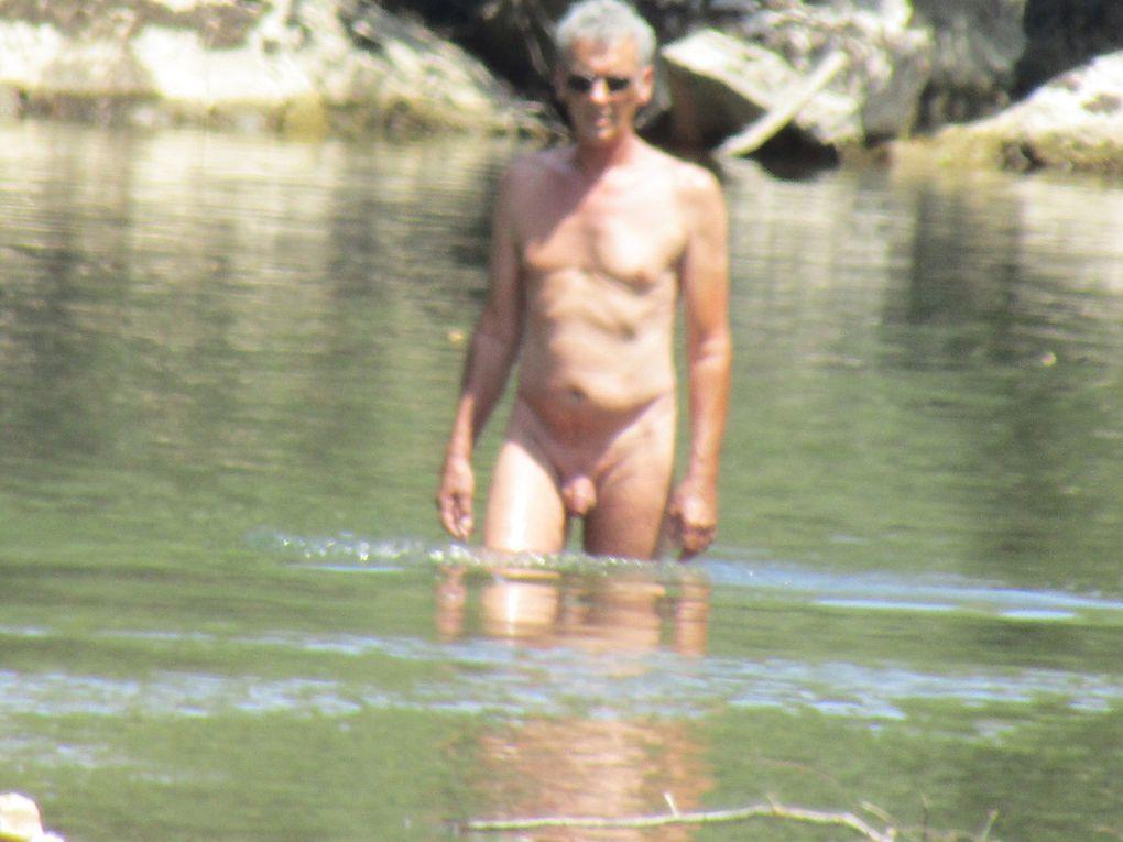 La Genèse en juillet... Les rencontres du site être-naturiste