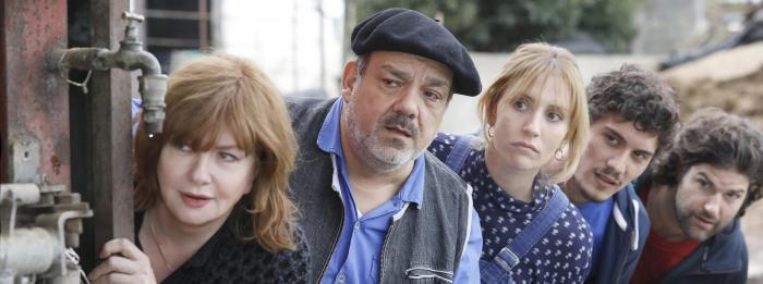 """""""100 % Bio"""" comédie inédite avec Didier Bourdon et Catherine Jacob ce soir sur France 3"""