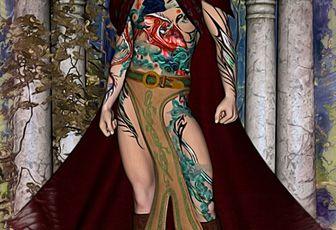 Aduna Fael - Prince Dragon