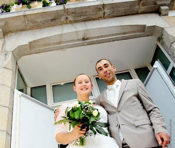 14 juin 2014 - Mariage de Clémence & Romain