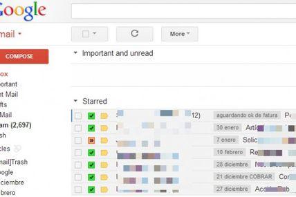Top news: Lo que sería bueno tener en Gmail en...