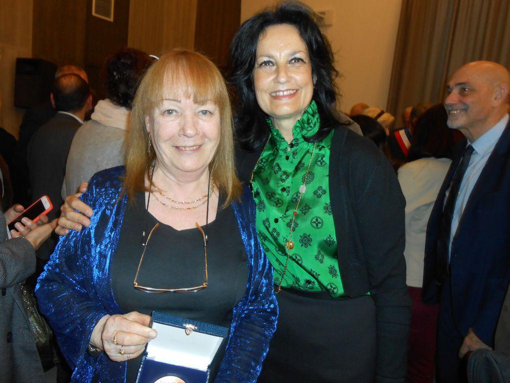 Denise BIONDO, prix Charles Moulin de la nouvelle à Montélimar