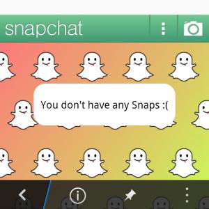 7 razoes Snapchat a favorita de adolescente