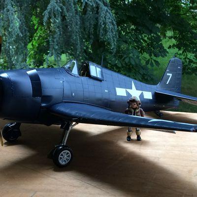 Un nouveau venu dans la collection du Héritage Aircrafts Museum de la Playmoville