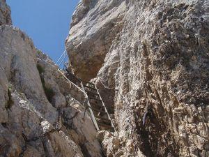 La Tournette: Versant W via le Col du Varo