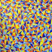Abstractions, peinture acrylique - Alice Maynard
