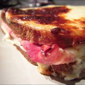 Croque-monsieur de Cyril Lignac ~ Happy papilles