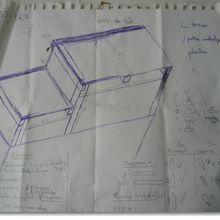 Accompagnement à la construction du potager de balcon