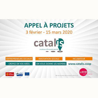 11ème appel à projets Catalis, l'incubateur de projets d'innovation sociale sur le territoire Pyrénées