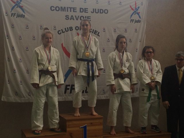 Championnats de Savoie Minimes