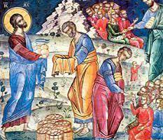 Homélie 6ème dimanche après la Pentecôte: La multiplication des pains (2018)