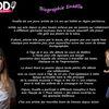 Jeune talent:Enaelle 12 ans  est diffusée sur Fréquence Montmerle Ain présentation