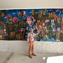 Venez découvrir le premier spot d'art urbain permanent à Fontainebleau !