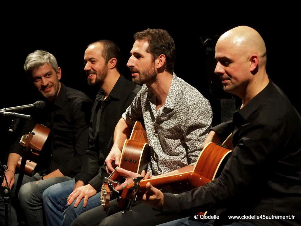 TIM! : Images du concert de fin de résidence à Saint Jean de la Ruelle