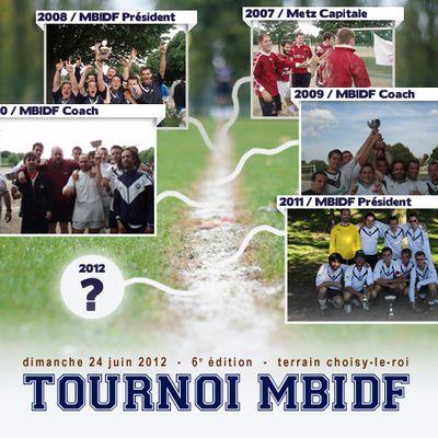 Tournoi MBIDF le 24/06/2012