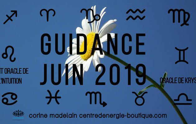 Guidances JUIN 2019