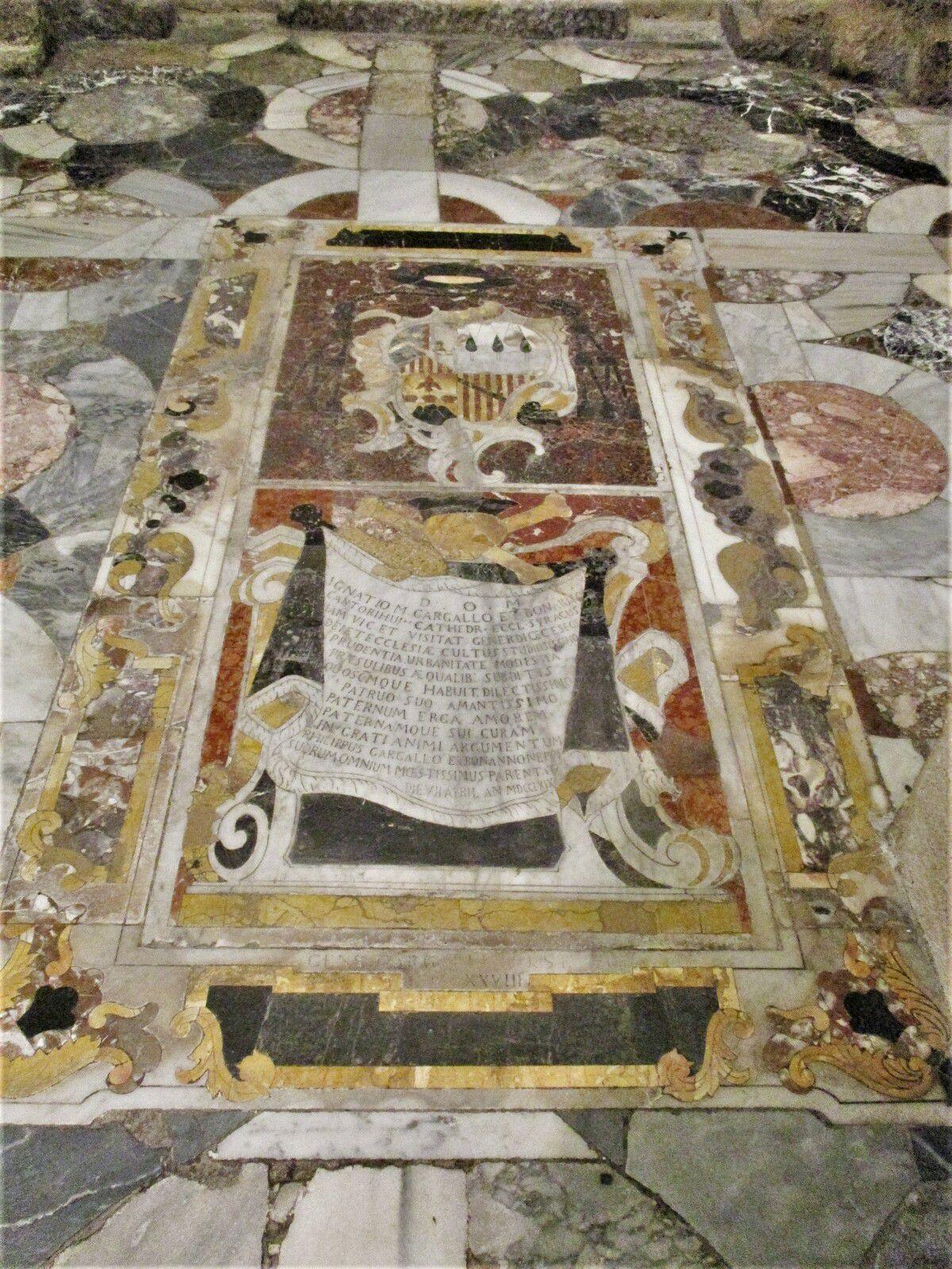 Sicile - Syracuse : La cathédrale