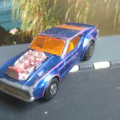 PISTON POPPER FORD MUSTANG MATCHBOX 1/65 - car-collector.net