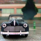FASCICULE N°196 PEUGEOT 203 COUPE 1954 SOLIDO 1/43 - car-collector.net