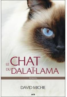 """Le chat du Dalaï Lama"" de David Michie"