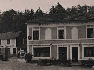 Les Authieux, c'est aussi le Port-Saint-Ouen, nom du hameau situé le long de la Seine et parcouru par la route départementale entre Evreux et Rouen. Ici d'après des cartes postales illustrées des années 1910.