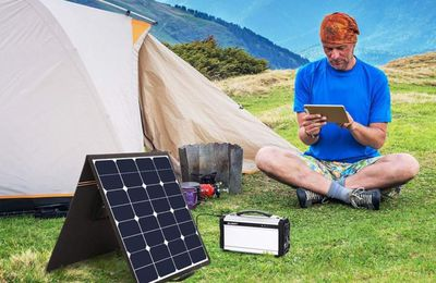 Portable Solar Panels: The New Go-To Solution for Your Outdoor Adventures