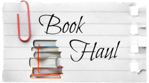 BOOK HAUL #126 | AVRIL 2020