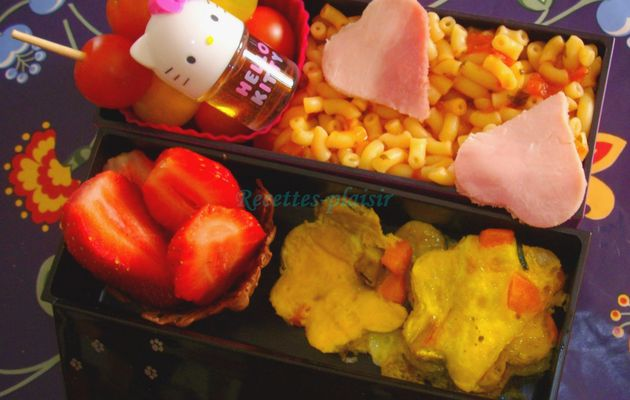Bento coquillettes