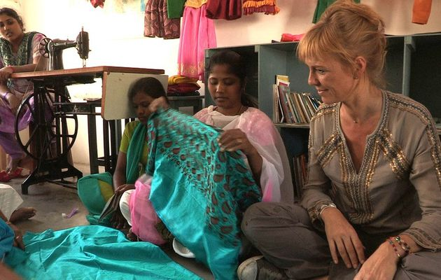 """Made in India : un tee-shirt en filature"" le 10 décembre sur Ushuaïa TV"
