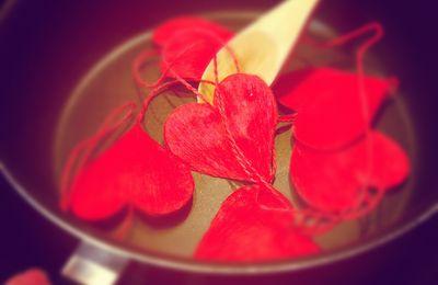 St Valentin au resto, libido au frigo