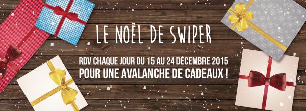 #Swiper lance son calendrier de l'Avent !