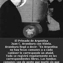 Argentina: La santa iglesia contra la igualdad de derechos en el matrimonio/ 30 años de la masacre de San Patricio