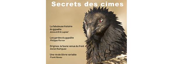 4ème Festival du Film Nature Secrets des Cimes au Mas d'Azil (Ariège)
