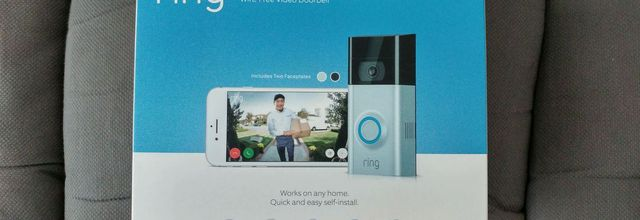 Ring Doorbell2, la sonnette wifi.