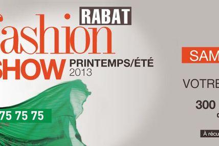 Seconde édition du Fashion Show au Mega Mall de Rabat au Maroc...