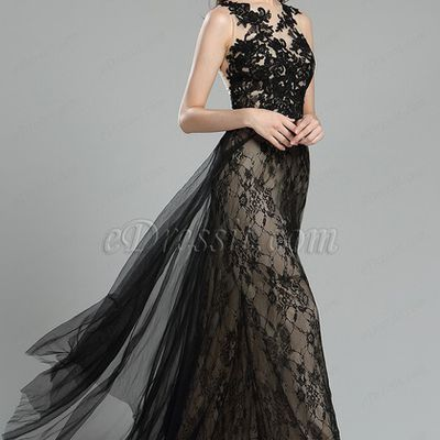 Great Black Evening Dresses For Christmas