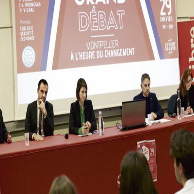 """L'Humanité : Municipale Montpellier """"Un bordel Pareil"""""""