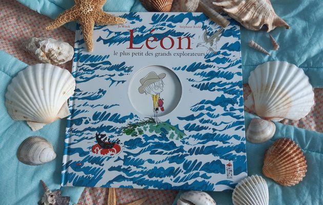 Léon le plus petit des grands explorateurs