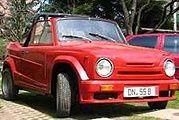 Alma 903 Cabrio : rareté hongroise !
