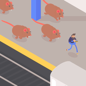 This Animator Made 30 Excellent GIFs Celebrating His 30 Days in New York City