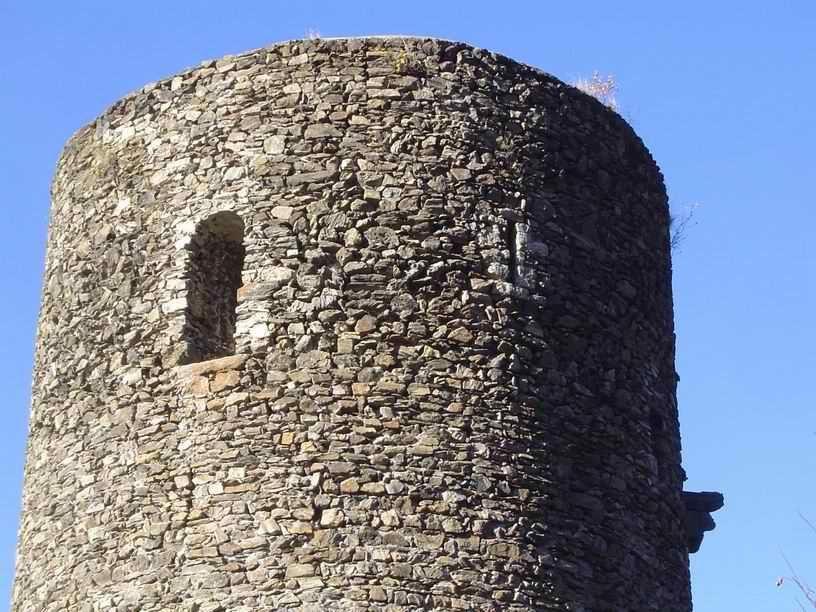 Diaporama des 3 châteaux de Beaufort sur Doron