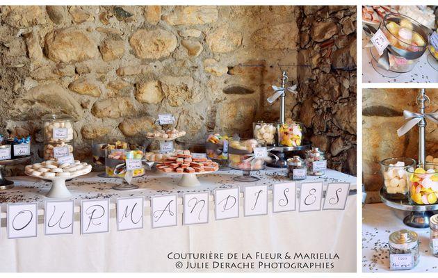 Mariage féerie au Château de Ventavon   Mariage Blanc et argent   Fleuriste Mariage   Partie 2/3