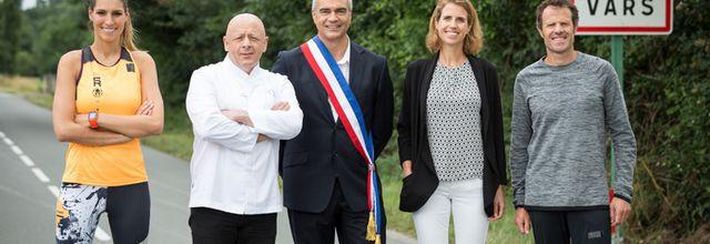 """Le 20 juillet, TF1 met """"Un village à la diète"""" avec Thierry Marx, Vanessa Rolland, Renaud Longuèvre et Laury Thilleman"""