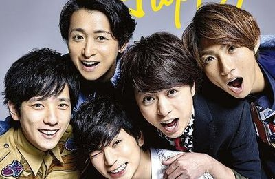 (AVIS] Arashi - Are you Happy?
